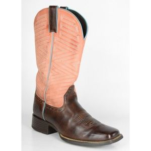 Ariat Women's Outsider Cowgirl Square Toe Boots